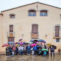 Visita a masies històriques de Terrassa