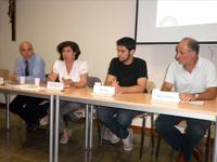 Conferència sobre el Parc Agroforestal de Terrassa