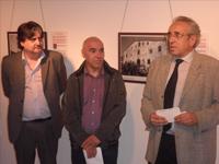 """Inauguració de l'exposició """"Memòria Rural de Terrassa - Imatges"""""""
